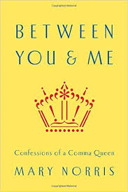 Confessions of a Comma Queen