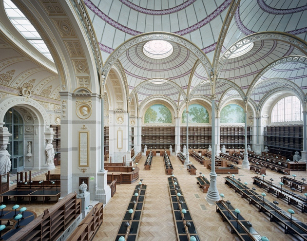 richelieu-quadrangle-restoration-paris-national-library-france